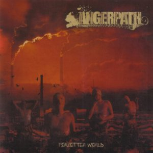 Angerpath - Forgotten World cover art