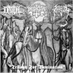Infernal / Ereshkigal / Infernal Kingdom - Trilogy for Domination cover art