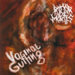 Rigor Mortis - Vaginal Gutting cover art
