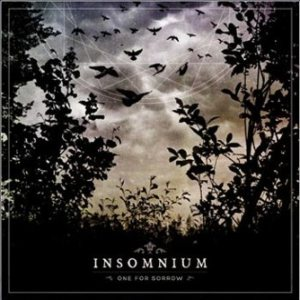 Insomnium - One for Sorrow cover art