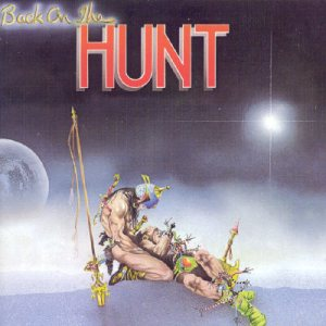 The Hunt - Back on the Hunt cover art