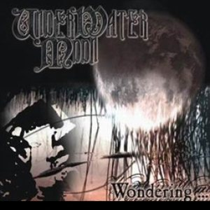 UnderWater Moon - Wondering cover art