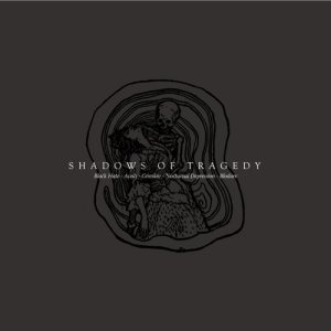 Blodarv - Shadows of Tragedy cover art
