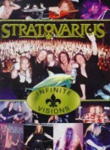 Stratovarius - Infinite Visions cover art