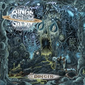 Rings of Saturn - Dingir cover art