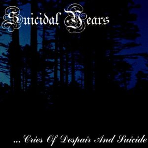 Suicidal Years - Cries of Despair and Suicide cover art