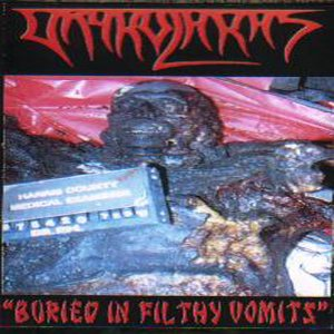 Vrykolakas - Buried in Filthy Vomits cover art