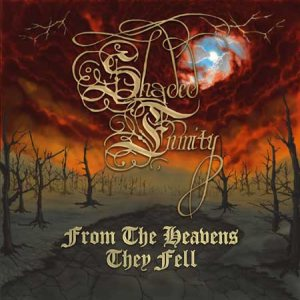 Shaded Enmity - From the Heavens They Fell cover art