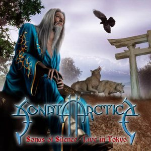 Sonata Arctica - Songs of Silence - Live in Tokyo cover art