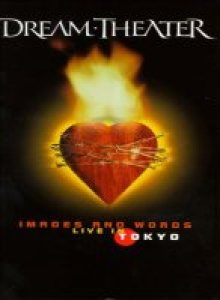 Dream Theater - Images and Words: Live in Tokyo cover art
