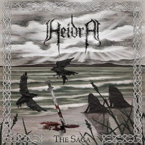 Heidra - The Saga cover art