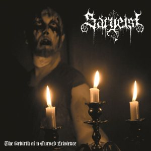 Sargeist - The Rebirth of a Cursed Existence cover art