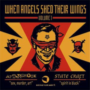 Aftershock - When Angels Shed Their Wings: Vol. 1 cover art