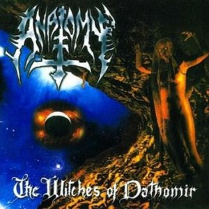 Anatomy - The Witches of Dathomir cover art