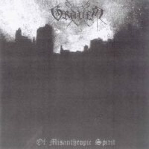 Graven - Of misanthropic Spirit cover art