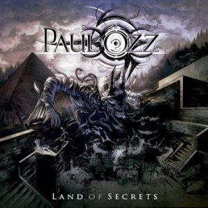 Paul Ozz - Land of Secrets cover art