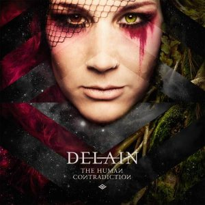 Delain - The Human Contradiction cover art
