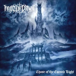Frozen Dawn - Those of the Cursed Light cover art