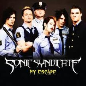 Sonic Syndicate - My Scape cover art