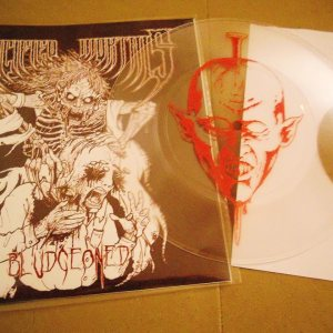 Crucified Mortals - Bludgeoned cover art