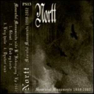 Nortt - Mournful Monuments 1998-2002 cover art