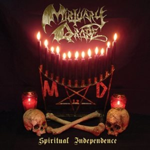 Mortuary Drape - Spiritual Independence cover art