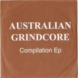Filth - Australian Grindcore Compilation EP cover art