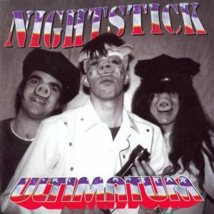 Nightstick - Ultimatum cover art