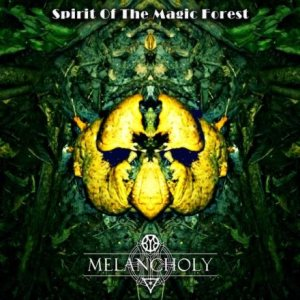 Melancholy - Spirit of the Magic Forest cover art