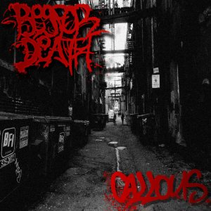 Beg For Death - Callous cover art