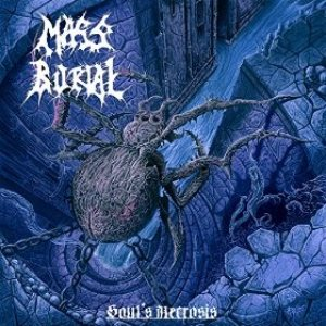 Mass Burial - Soul's Necrosis cover art
