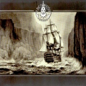 Lacrimosa - Echos cover art