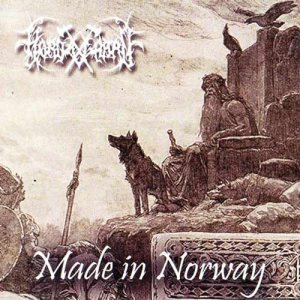 Hordagaard - Made in Norway cover art