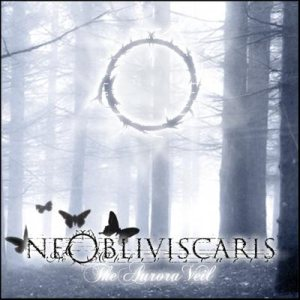 Ne Obliviscaris - The Aurora Veil cover art