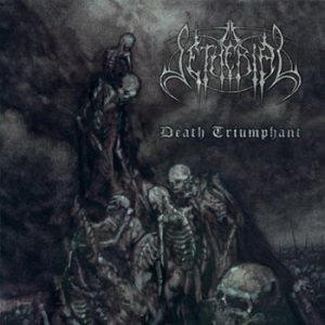 Setherial - Death Triumphant cover art
