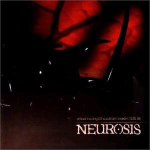 Neurosis - Live in Stockholm cover art