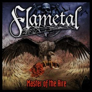 Flametal - Master of the Aire cover art