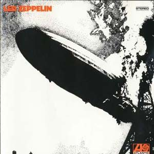 Led Zeppelin - Led Zeppelin cover art