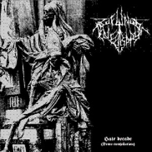 Profundis Tenebrarum - Hate Decade cover art