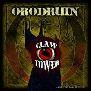Orodruin - Claw Tower and Other Tales of Terror cover art