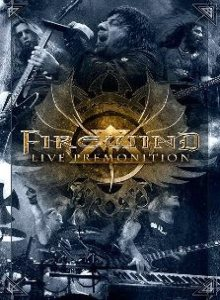 Firewind - Live Premonition cover art