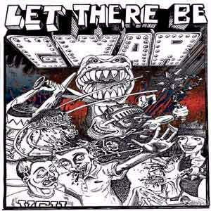 Gwar - Let there be GWAR cover art