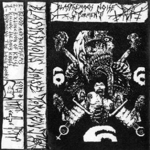 Blasphemous Noise Torment - Fucked By Hell cover art