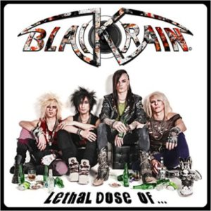 Black Rain - Lethal Dose of... cover art