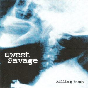 Sweet Savage - Killing Time cover art