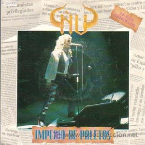 Ñu - Imperio de paletos cover art