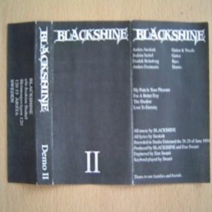 Blackshine - II cover art