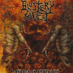 Blustery Caveat - Payback in Brutality cover art