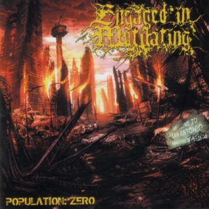 Engaged In Mutilating - Population : Zero cover art