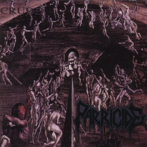 Parricide - Crude cover art